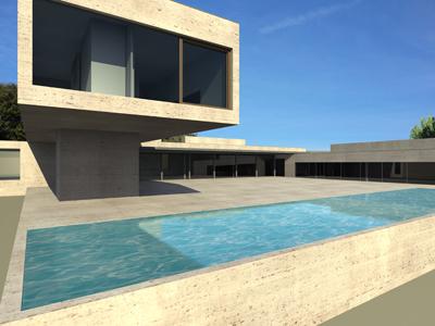 Villa contemporaine tavel (30) - 2011-2013