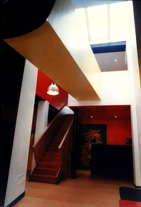 Universal bar - Vaison la Romaine BLAU Architectes ////////////////////// Jean Luc Bernard Architecte