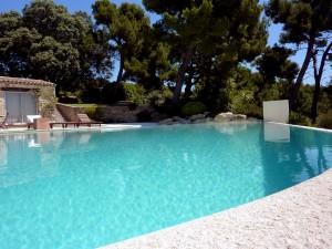 piscine Vaison - la deuxième tour