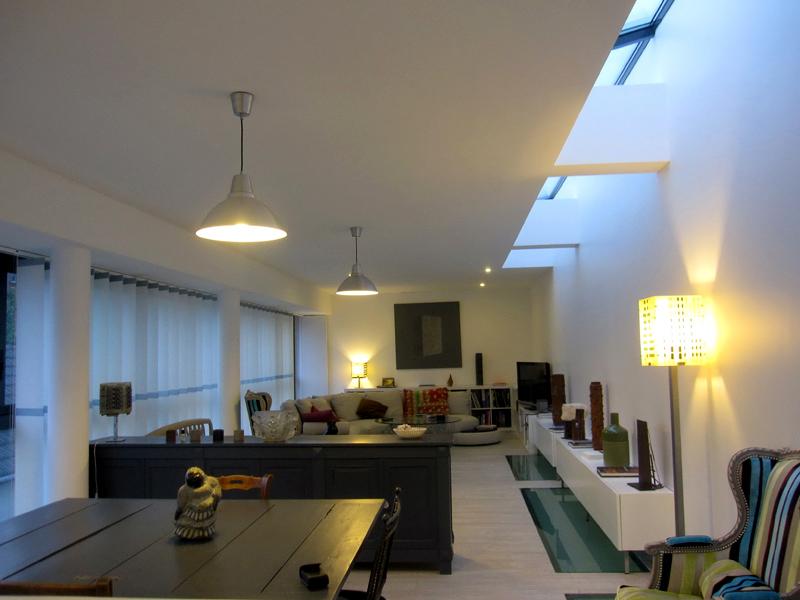 r alisation d 39 une maison de ville contemporaine bagnolet 93 seine saint denis blau. Black Bedroom Furniture Sets. Home Design Ideas