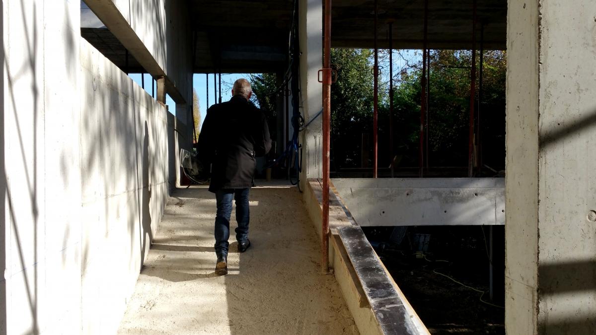 maison contemporaine le perreux sur marne 94 seine et marne 2012 blau architectes. Black Bedroom Furniture Sets. Home Design Ideas